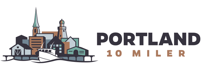 A 10 Mile road race in Portland, Maine